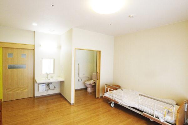 ユニット型居室